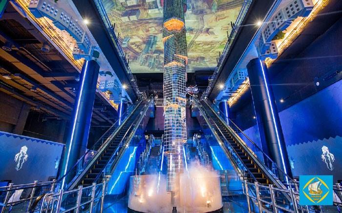 کارخانه کشتی طلائی