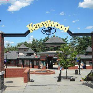 معرفی شهربازی kennywood و لوازم شهربازی آن